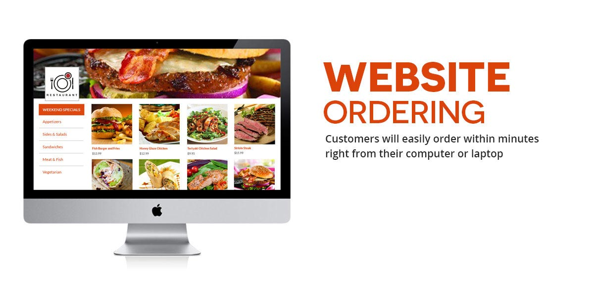 Website Ordering