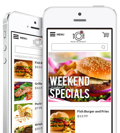 Online Ordering System Mobile Ordering App For Restaurants